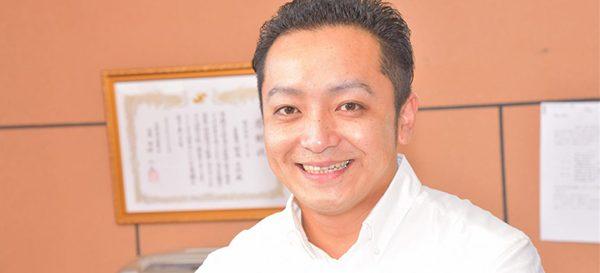代表取締役 副島 隆三