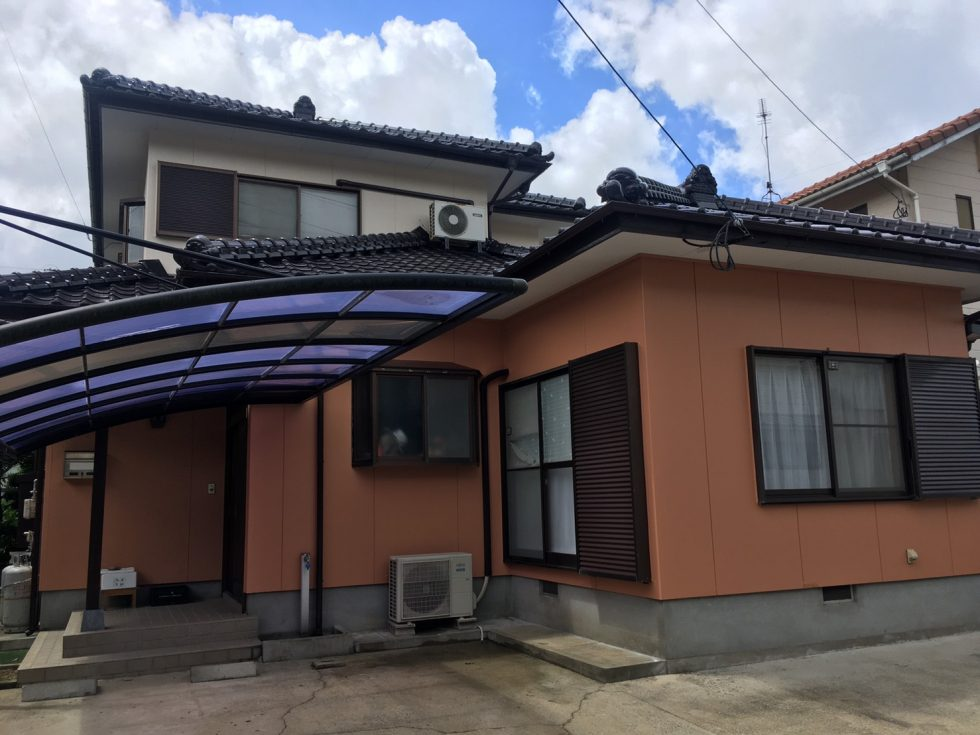 岩松町A様邸